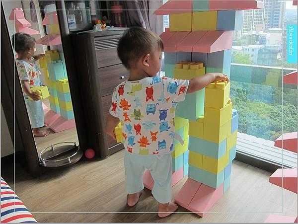 【無毒兒童玩具】Bei'sBaby貝斯寶貝,好玩的益智積木,尺寸巨大,安全輕巧,顏色粉嫩,增進親子互動-30.jpg