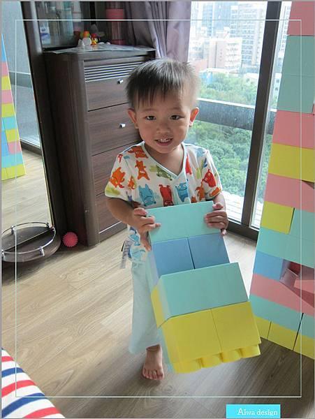 【無毒兒童玩具】Bei'sBaby貝斯寶貝,好玩的益智積木,尺寸巨大,安全輕巧,顏色粉嫩,增進親子互動-31.jpg