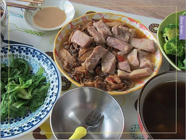 《華膳空廚》天涼就要喝湯啊!巴西蘑菇珍寶湯,融入蔬菜熬製而成的高湯,滋味鮮美甘甜-11.jpg