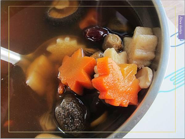 《華膳空廚》天涼就要喝湯啊!巴西蘑菇珍寶湯,融入蔬菜熬製而成的高湯,滋味鮮美甘甜-25.jpg