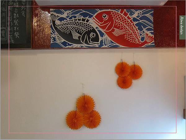 捕獲野生可愛鯛魚燒!新竹日式甜點老屋人氣夯,漫遊《二本魚》-18.jpg
