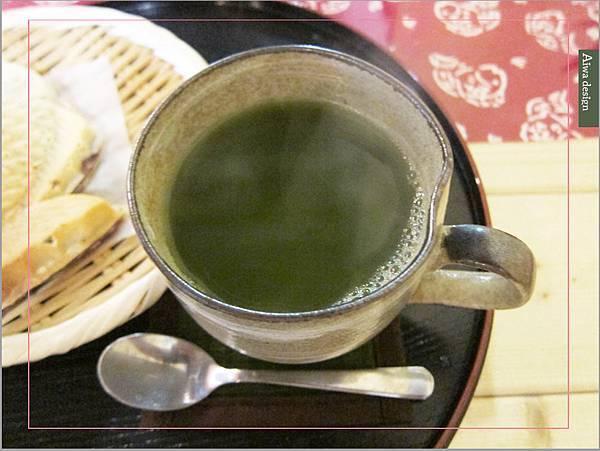 捕獲野生可愛鯛魚燒!新竹日式甜點老屋人氣夯,漫遊《二本魚》-24.jpg
