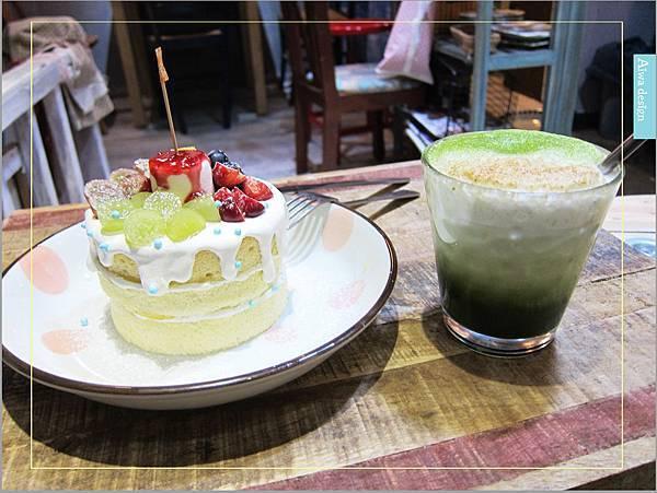 甜蜜又夢幻的水果派對戚風蛋糕,隱身巷弄間的《Simple 簡單吃》-03.jpg