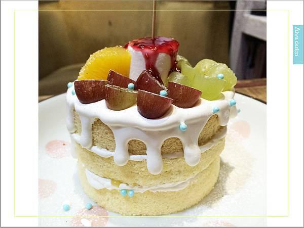 甜蜜又夢幻的水果派對戚風蛋糕,隱身巷弄間的《Simple 簡單吃》-06.jpg