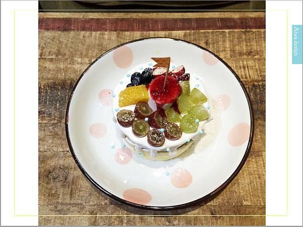 甜蜜又夢幻的水果派對戚風蛋糕,隱身巷弄間的《Simple 簡單吃》-05.jpg