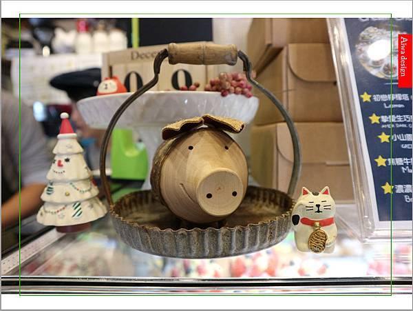 【聖誕萬歲,可愛無罪】哈甜豬 Honey Piggy!手做甜點+夢幻水果塔,一起來享受甜蜜又美味的童話世界下午茶-03.jpg