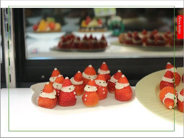 【聖誕萬歲,可愛無罪】哈甜豬 Honey Piggy!手做甜點+夢幻水果塔,一起來享受甜蜜又美味的童話世界下午茶-08.jpg