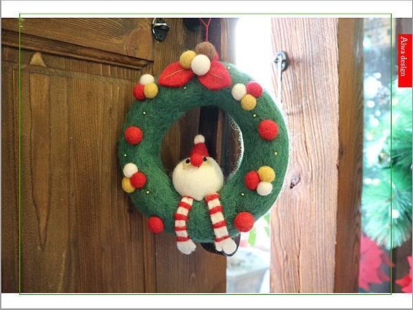 【聖誕萬歲,可愛無罪】哈甜豬 Honey Piggy!手做甜點+夢幻水果塔,一起來享受甜蜜又美味的童話世界下午茶-20.jpg