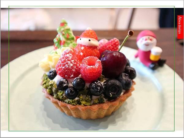 【聖誕萬歲,可愛無罪】哈甜豬 Honey Piggy!手做甜點+夢幻水果塔,一起來享受甜蜜又美味的童話世界下午茶-27.jpg