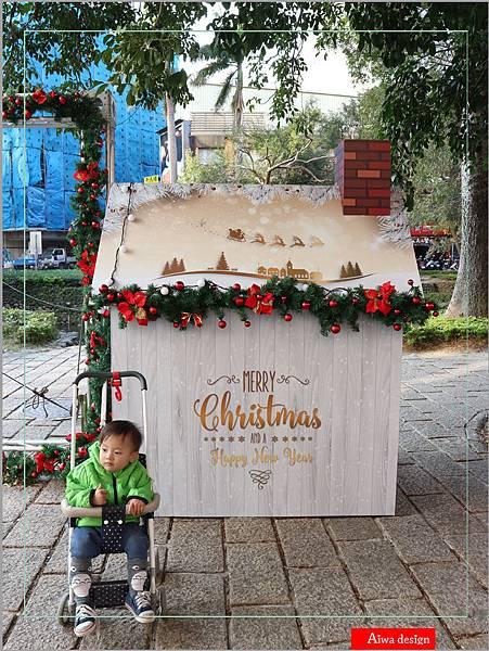 【新竹好好玩】喔耶!新竹市感恩季東門城聖誕好漂亮!我們不去台北囉~~(傲嬌樣(๑˘ ₃˘๑) 哼!)-25.jpg