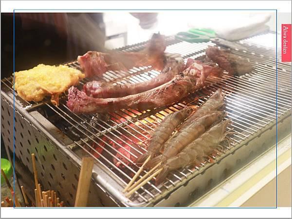 【新竹尋飽記】一間注重養生的松江屋海鮮串燒,堅持做好品質控管,拿出最好的食材,大份量大滿足-08.jpg