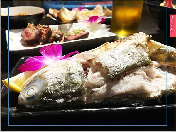 【新竹尋飽記】一間注重養生的松江屋海鮮串燒,堅持做好品質控管,拿出最好的食材,大份量大滿足-40.jpg