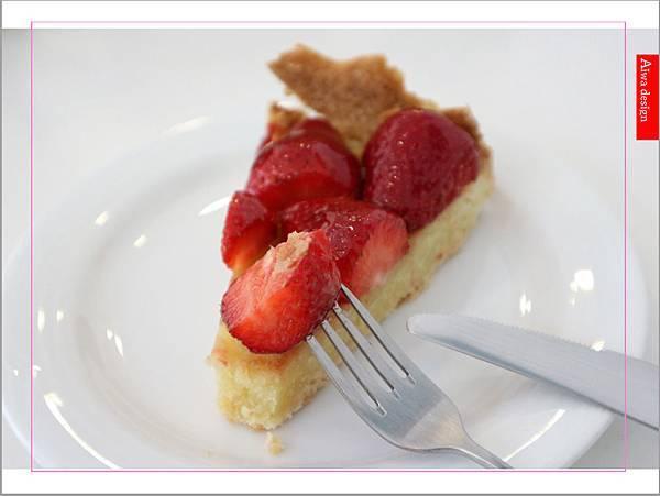 【新竹秘密客】草莓塔萬歲!一間隱藏巷弄裡的低調甜點。Schäfer 希弗德式烘焙-18.jpg