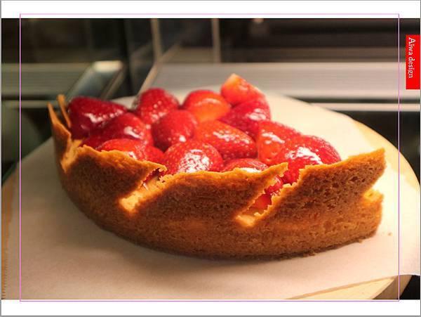 【新竹秘密客】草莓塔萬歲!一間隱藏巷弄裡的低調甜點。Schäfer 希弗德式烘焙-27.jpg