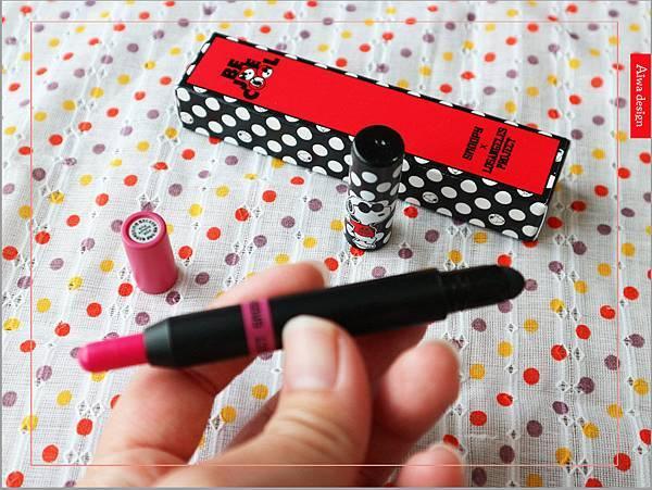 【彩妆+】敲可爱的史努比来了!《LAPCOS x Snoopy史奴比联名丝绸柔软雾面唇蜡笔》显色又持久-06.jpg