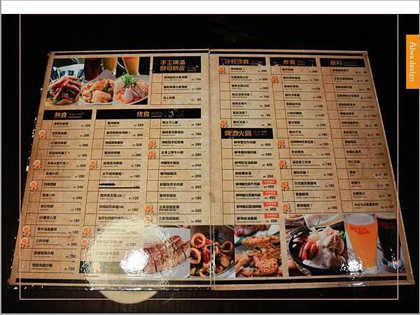 【新竹啤酒餐廳推薦】正麥BeerWork鮮釀餐廳,創意料理,鮮嫩味香濃-08.jpg