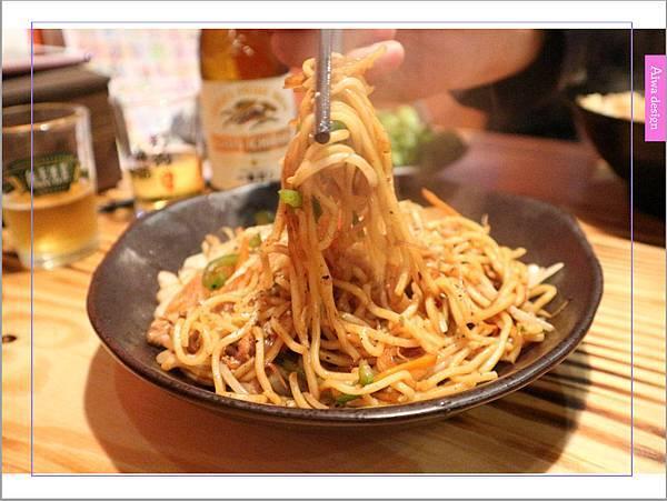 【新竹車站美食】新竹居酒屋《深夜食堂》有串燒、烤物、私房料理等,晚餐和愛人小酌約會一下-20.jpg