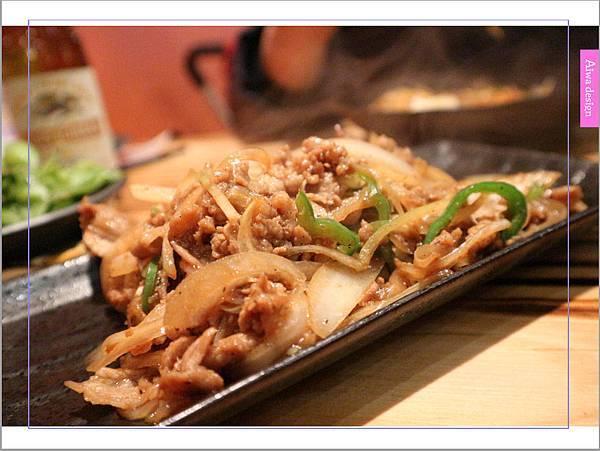 【新竹車站美食】新竹居酒屋《深夜食堂》有串燒、烤物、私房料理等,晚餐和愛人小酌約會一下-21.jpg
