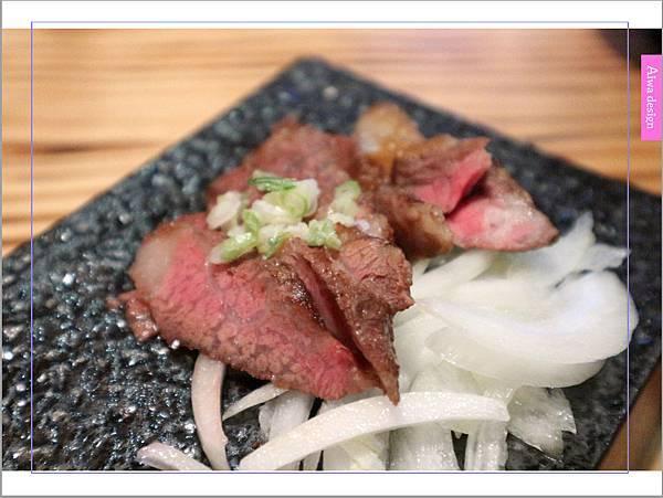 【新竹車站美食】新竹居酒屋《深夜食堂》有串燒、烤物、私房料理等,晚餐和愛人小酌約會一下-24.jpg
