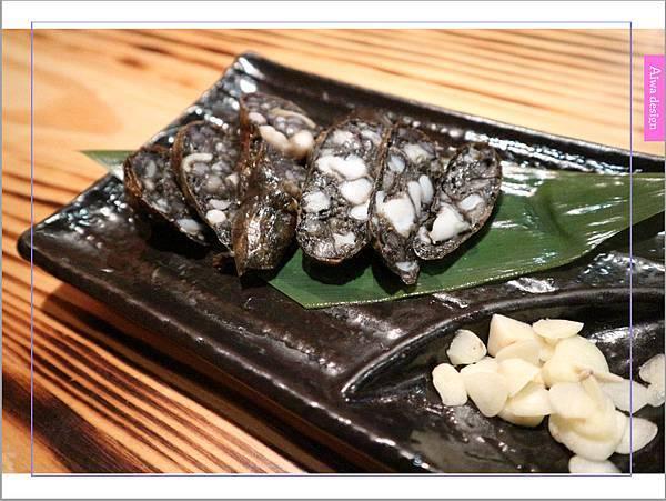 【新竹車站美食】新竹居酒屋《深夜食堂》有串燒、烤物、私房料理等,晚餐和愛人小酌約會一下-25.jpg