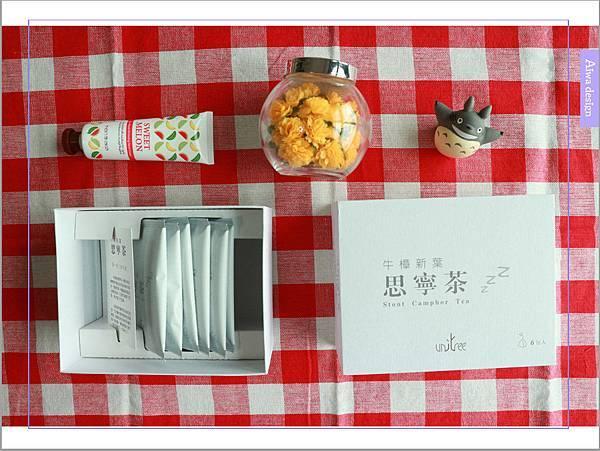 【宅配美食到我家】uniTree牛樟新葉思寧茶,不含咖啡因,帶有清雅香甜的檸檬香-02.jpg