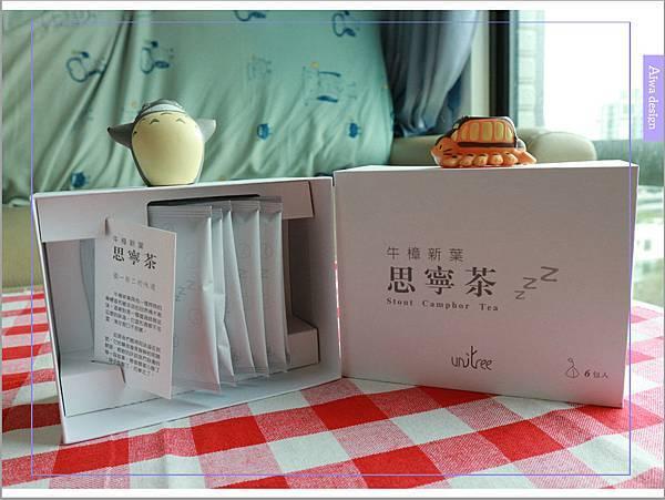 【宅配美食到我家】uniTree牛樟新葉思寧茶,不含咖啡因,帶有清雅香甜的檸檬香-05.jpg