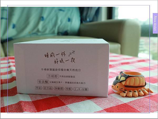 【宅配美食到我家】uniTree牛樟新葉思寧茶,不含咖啡因,帶有清雅香甜的檸檬香-04.jpg