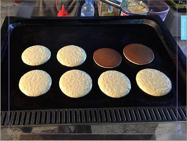 【週日竹北夜市吃什麼】推薦可愛老婆婆賣的銅鑼燒!現煎餅皮,帶點甘甜口感,一種純樸的美味-01.jpg
