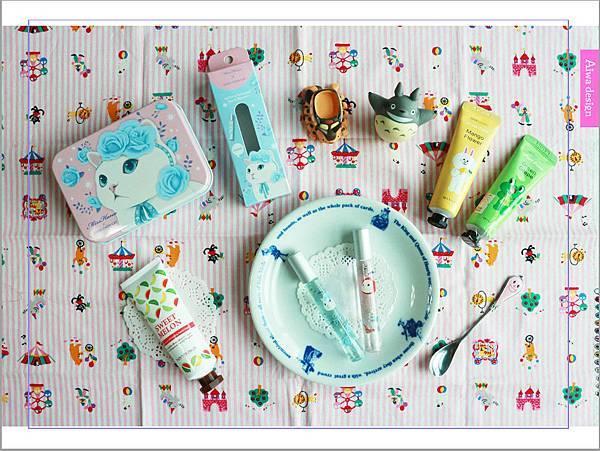 【彩妝+】萌到不行的♡Miss Hana花娜小姐 X CHOO CHOO CAT 經典眼膠筆鐵盒限定組-01.jpg