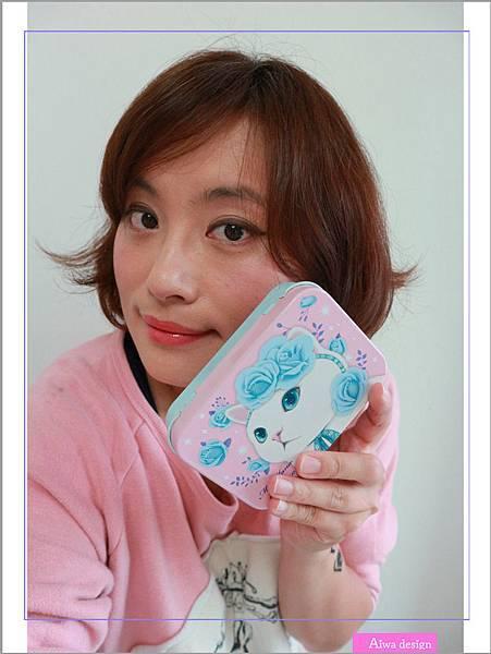 【彩妝+】萌到不行的♡Miss Hana花娜小姐 X CHOO CHOO CAT 經典眼膠筆鐵盒限定組-10.jpg