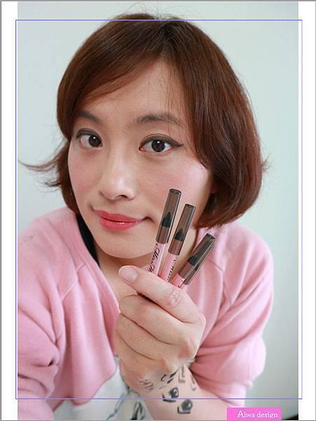 【彩妝+】萌到不行的♡Miss Hana花娜小姐 X CHOO CHOO CAT 經典眼膠筆鐵盒限定組-12.jpg