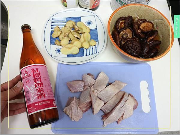 【宅配美食到我家】《RivaGreen山林水草》吃鳳梨酵素長大的朝貢雞、朝貢豬,吃的安心理得,飽足家人的胃-20.jpg