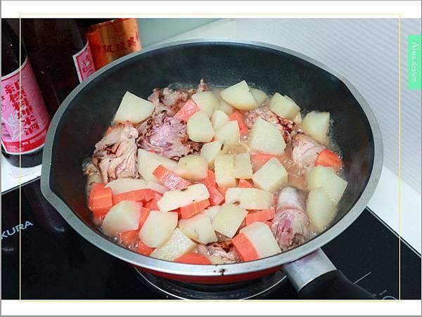 【宅配美食到我家】《RivaGreen山林水草》吃鳳梨酵素長大的朝貢雞、朝貢豬,吃的安心理得,飽足家人的胃-40.jpg