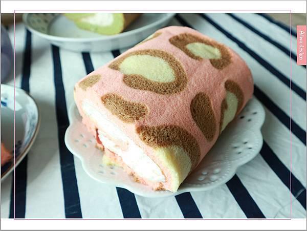 【宅配美食到我家】櫻和堂│手作生乳捲│超美味的宅配蛋糕│抹茶黑糖心+花樣草莓-10.jpg