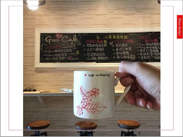 【新竹新鮮事】翡翠野菇鮭魚焗飯,配料好豐盛!《果子咖啡》超值午餐只要200元-20.jpg
