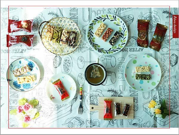 【宜蘭伴手禮】食在幸福雪花餅,創新口感讓人驚喜。雪花餅袋裝+堅果酥+南棗核桃糕!宜蘭名產。五結名產。宜蘭團購。宜蘭美食-01.jpg