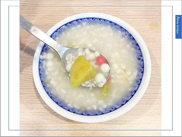 【跟著新竹老饕走】北門街大推薦!薏豆屋手工甜品。女生最愛的薏仁湯,清甜又滑潤!超軟嫩又好吃-15.jpg