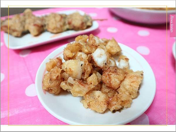 【大學生最愛新竹美食】雞雞叫脆皮雞排。便宜又好吃。竹科外送下午茶。現點現炸,皮薄酥脆,多種口味,服務超親切-13.jpg