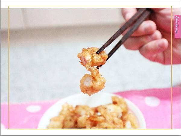 【大學生最愛新竹美食】雞雞叫脆皮雞排。便宜又好吃。竹科外送下午茶。現點現炸,皮薄酥脆,多種口味,服務超親切-28.jpg