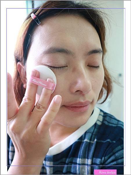 【彩妝+】10秒快速上妝!Miss Hana 花娜小姐 X CHOO CHOO CAT 淨潤無瑕金屬氣墊粉餅。肌膚持妝一整天-11.jpg