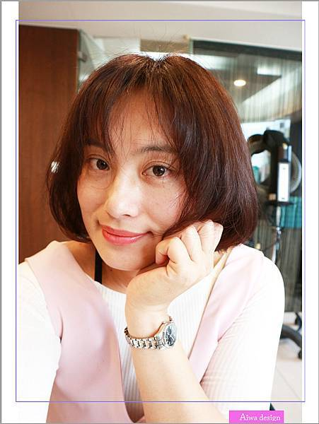 【新竹美髮推薦】髮色超美!韓國最IN短髮,空氣瀏海+學生頭內捲,視覺年齡減10歲!亞堤斯時尚造型-24.jpg