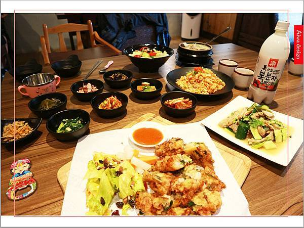 【新竹美食週記】喜樂韓式料理-山上的階梯。海鮮煎餅料多味美。道道地地的韓式料理。小菜無限供應。好停車-03.jpg