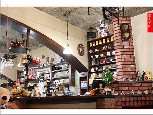 【新竹美食週記】貓町,洋食創意料理餐廳,CP值超高的套餐,貓奴必訪的主題餐廳!寵物友善餐廳-05.jpg