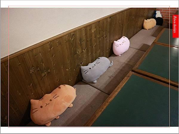 【新竹美食週記】貓町,洋食創意料理餐廳,CP值超高的套餐,貓奴必訪的主題餐廳!寵物友善餐廳-25.jpg