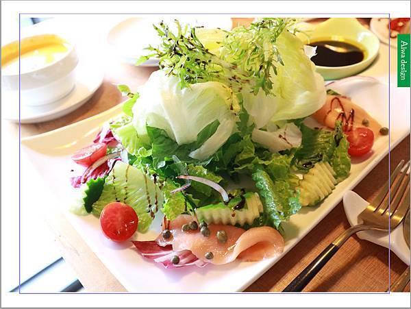 【新竹美食週記】YATS 葉子。義法式餐廳。給顧客家的溫暖。品嘗美味的同時也兼顧健康-02.jpg