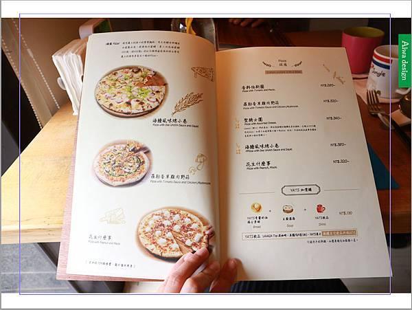 【新竹美食週記】YATS 葉子。義法式餐廳。給顧客家的溫暖。品嘗美味的同時也兼顧健康-09.jpg