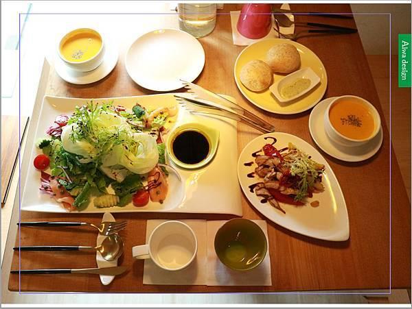 【新竹美食週記】YATS 葉子。義法式餐廳。給顧客家的溫暖。品嘗美味的同時也兼顧健康-10.jpg