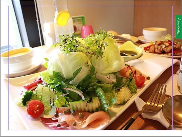 【新竹美食週記】YATS 葉子。義法式餐廳。給顧客家的溫暖。品嘗美味的同時也兼顧健康-11.jpg