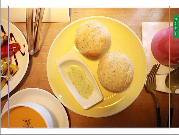 【新竹美食週記】YATS 葉子。義法式餐廳。給顧客家的溫暖。品嘗美味的同時也兼顧健康-14.jpg