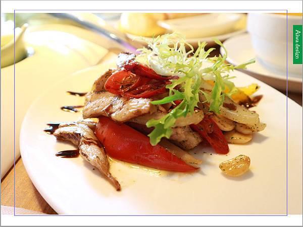 【新竹美食週記】YATS 葉子。義法式餐廳。給顧客家的溫暖。品嘗美味的同時也兼顧健康-15.jpg